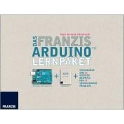 Franzis-Verlag Arduino Lernpaket inkl. Original Arduino Steckboard und Handbuch