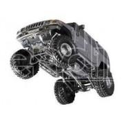 Real Concepts Hummer 10002-04 HUMMER H2 SUT GUNMETAL GRAY 1/24 Modellino