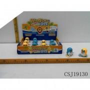 WindUp Mini Pingvin szett