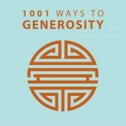 1001 Ways to Generosity by Anne Moreland