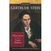 Three Lives & Tender Buttons by Ms Gertrude Stein