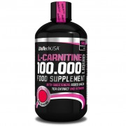 Biotech Usa L-Carnitine 100.000 500 Ml Ciliegia