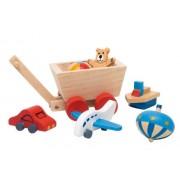 GoKi - Accessori in legno, per arredare casa delle bambole