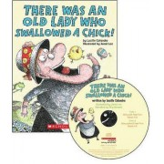 There Was an Old Lady Who Swallowed a Chick! by Lucille Colandro