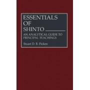 Essentials of Shinto by Stuart D. B. Picken