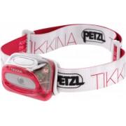 Petzl Tikkina Stirnlampe LED in rosa
