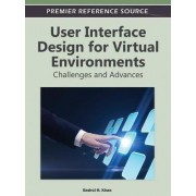 User Interface Design for Virtual Environments by Badrul H. Khan