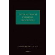 International Criminal Procedure by Christoph Safferling
