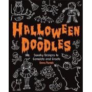 Halloween Doodles by Emma Parrish