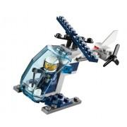 Lego - 300316 - Police Helicopter - Juego de construcción en una bolsa