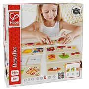 Hape - Home Education - Resulta Wooden Card Game