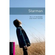 Oxford Bookworms Library: Starter Level: Starman by Phillip Burrows