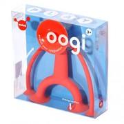 Moluk Oogi Rosso, personaggio estensibile con ventose in silicone, irresistibile compagno di viaggio
