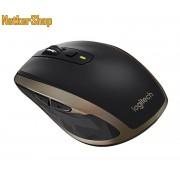 Logitech Anywhere 2 Mouse MX Bluetooth vezeték nélküli lézeres fekete Egér (2 év garancia)