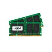 Crucial 4GB DDR2 SODIMM 4GB DDR2 667MHz memory module