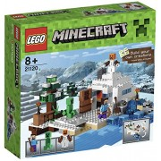 Lego - 21120 - Minecraft - Nascondiglio nella neve