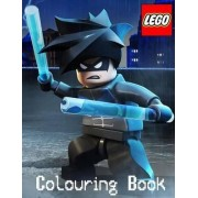 Lego Colouring Book by K W Books