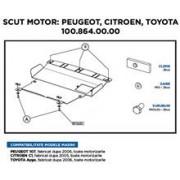 Scut Motor Metalic Peugeot. Citroen. Toyota