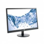 "AOC E2470SWH 23.6"" Black LED display"