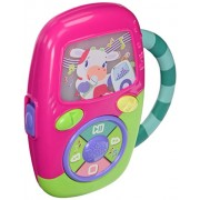 Bright Starts Pretty In Pink Get Movin' Music Player