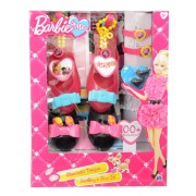 Комплект Delux Designer Barbie & Me