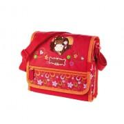 Sigikid borse Kinder / Pony Sue, color Rosso (Kindergartentasche / Pony Sue), talla