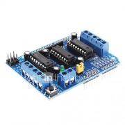 L293D Motor Driver Expansion Board Motor Control Shield (Blauw)