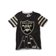 【68%OFF】Racer Nation ストレッチプリント Tシャツ ブラック 7 ベビー用品 > 衣服~~ベビー服