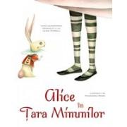 Povesti ilustrate - Alice in Tara Minunilor