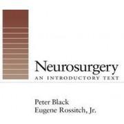Neurosurgery by Peter McLaren Black