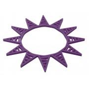Meliconi szilikon edényalátét lila - 655000
