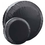 Spare Tire Cover - 14 Inch, Black