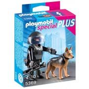 Playmobil 5369 - Unità Cinofila Squadra Speciale
