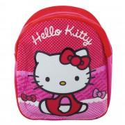 Ghiozdan roz/rosu Hello Kitty, 21097PK