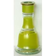 M méretű víztartály — citromsárga