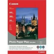 Hartie foto Canon SG201Semi gloss A4, 20 coli, 260g/mp