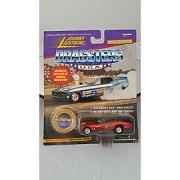 Johnny Lightning Limited Edition Dragsters USA - Series 4 - Pat Minnick's '72 Chi-Town Hustler