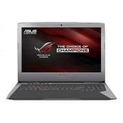 "ASUS ROG G752VT GC040T - 17.3"" Core i7 I7-6700HQ 2.6 GHz 16 Go RAM 1.256 To SSD"