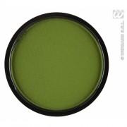 Aqua Makeup Maquillaje Profesional 15 grs Verde Esmeralda