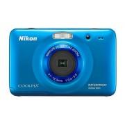 Digitalni fotoaparat COOLPIX S30 Plavi NIKON