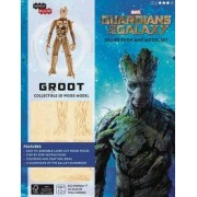 Marvel: Groot: Guardians of the Galaxy Deluxe Book and Model Set by Marc Sumerak