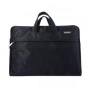 Geanta pentru Mackbook / Laptop Okade 11.6 inch rezistenta la apa T25 + mini GPS Tracker, negru