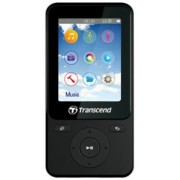 MP4 Player Transcend TS8GMP710K, 8GB, Radio FM (Negru)