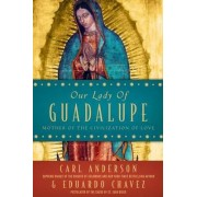 Our Lady of Guadalupe by Carl Anderson