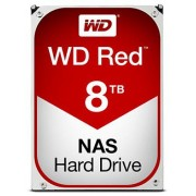 "Western Digital Red 3.5"" 8TB NAS (WD80EFZX)"