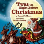 Twas the Night Before Christmas by Clement C More