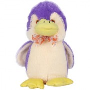 Ultra Atlantic Penguin Soft Toy 11 Inches - Purple