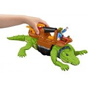 Fisher-Price Imaginext Walking Croc Pirate Hook Inquiries - by email