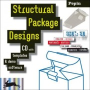 Structural Package Designs by Pepin Van Roojen
