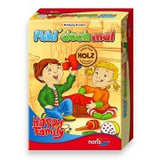 Noris Spiele 606017343 - Happy Family - Fühl' doch mal, Gioco per bambini